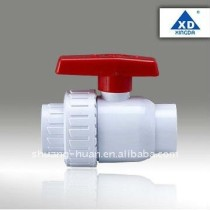 Single union ball valve