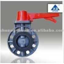 BUTTERFLY VALVE(HANDLE LEVER TYPE)