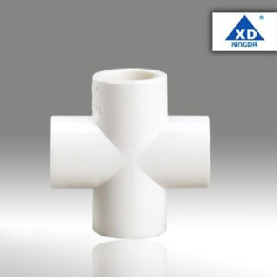 PVC Four Way Cross GJ04