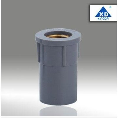 PVC Female Adapter (with copper)