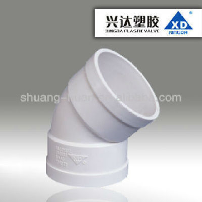 High quality plastic rainwater gutter fittings, elbow