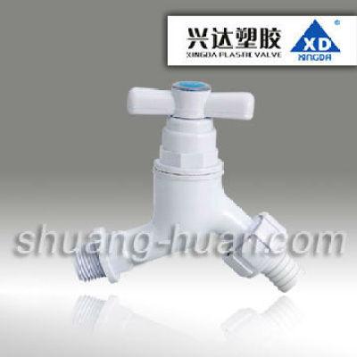 "FA93XD Brand Plastic Water TAP, PVC TAP , Cheap, Good Quality, 1/2"" 3/4"""