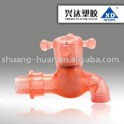 PVC TAP(VI)cross handle