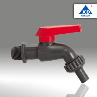 XD PVC Tap FA82 white water tap cheap and good quality