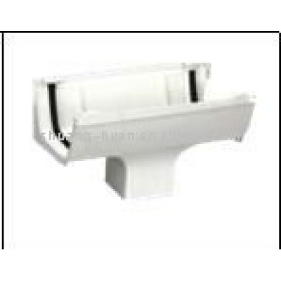 PVC Tee rainwater