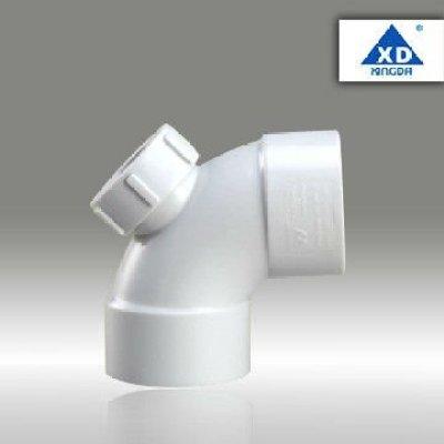Rear Inspection F/F PVC Rear Inspection PVC 88 DEG Elbow