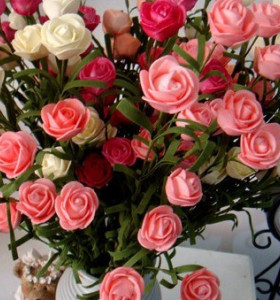 Yiwu Artificial Flowers Market