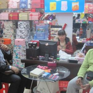 Yiwu Hair Ornament Market