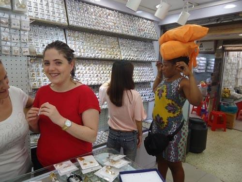Guangzhou Jewelry Market