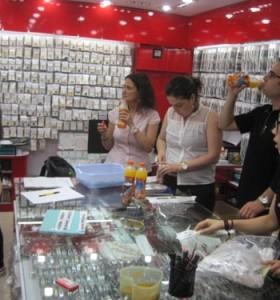 Guangzhou Jewelry Market Buying Agent