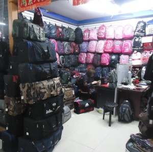 Yiwu Fashion Bags and Wallet Markets