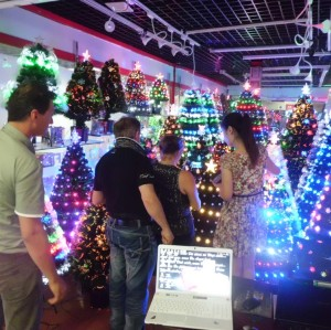 YIWU CHRISTMAS TREE MARKET