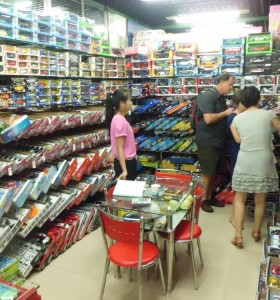 YIWU ALL KINDS OF TOYS MARKET
