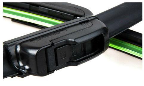 New wiper blade chrome wiper blades