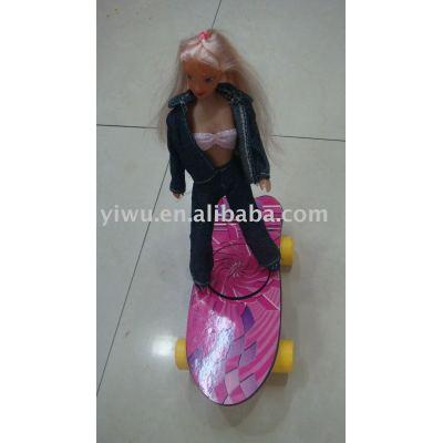 roller skates doll