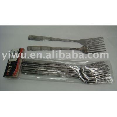 stainless steel fork fork