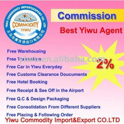 China Yiwu Buying Agent