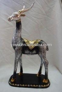 China Yiwu Buying Agent of Resin Home Decoration