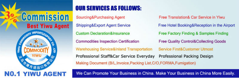 No.1 Trusted & Professional Yiwu Shipping Agent