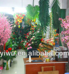 Yiwu Artificial Flowes Market