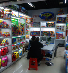 Yiwu Toys Market Buying and Export Agent