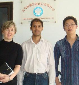 Yiwu Forwarding Agent