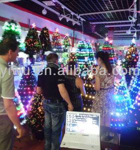Yiwu LED Christmas Tree Market
