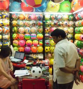 Yiwu Educational Toys Market