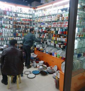 Yiwu Ceramic Mug Market