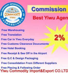 Yiwu Commodity Service Agent