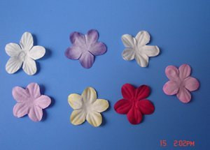Paper Flowers 3CM