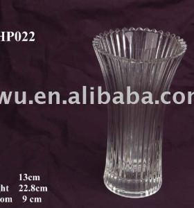 Glass Vase,Clear glass vase, Flower Vase