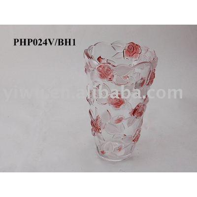 Glass Vase,Clear glass vase, Flower Vase