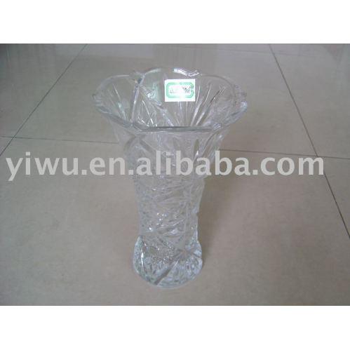 Glass Flower Vase Glass Vase Clear Glass Vase