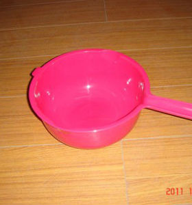 Handle fruit plate dish bowl fruit vegetable plastic basket