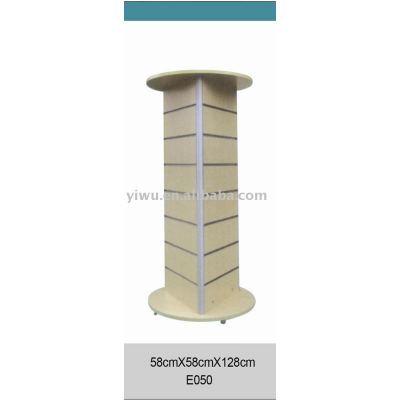 Slatwall display rack