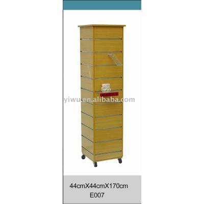 Slatwall display rack(E007)