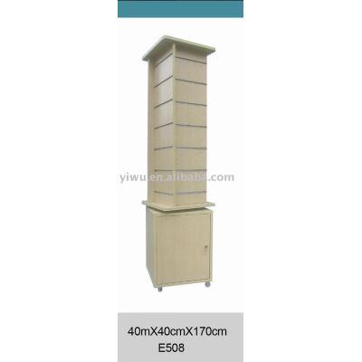 Display wall shelf