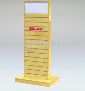 slatwall standing