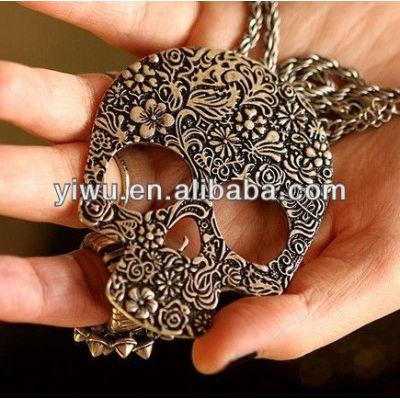 2013 Fshion long cute vintage style necklace