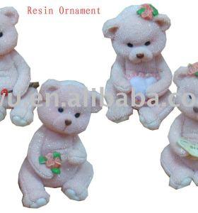 Bear Image Ornament