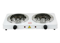 Double Electric Hot Plate electric cooking plate double induction cooking plate 12