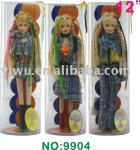 Bobby Doll to You in Yiwu China Commodity Market