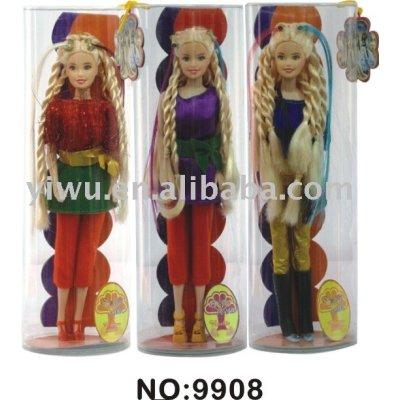 Bobby Doll in Yiwu China Commodity Market