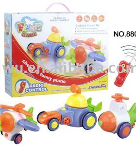 8805E Radio Aeroplane Toy
