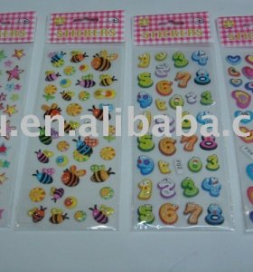 Sell Puffy Stickers