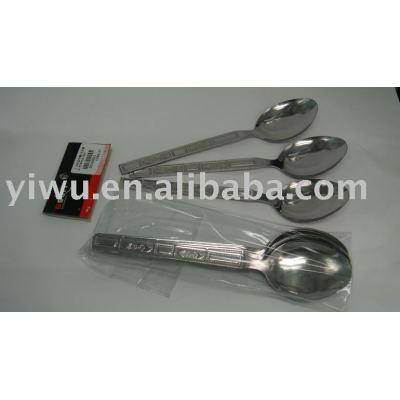 Stainless Steel Spoon
