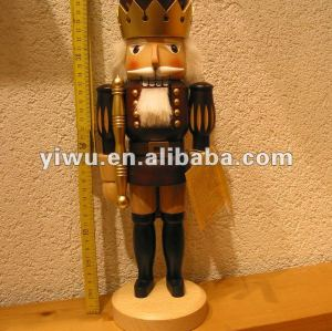 wooden Christmas nutcrackers