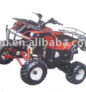 Four stroke one cylinder air cooled ATV Vehicle