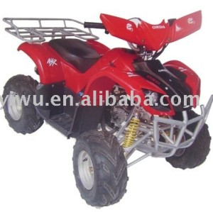 four stroke electric starting system air cooled 50cc ATV Vehicle